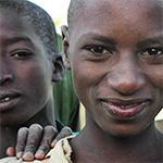 Burkina Faso - People - Teenagers c SIM USA, Inc.